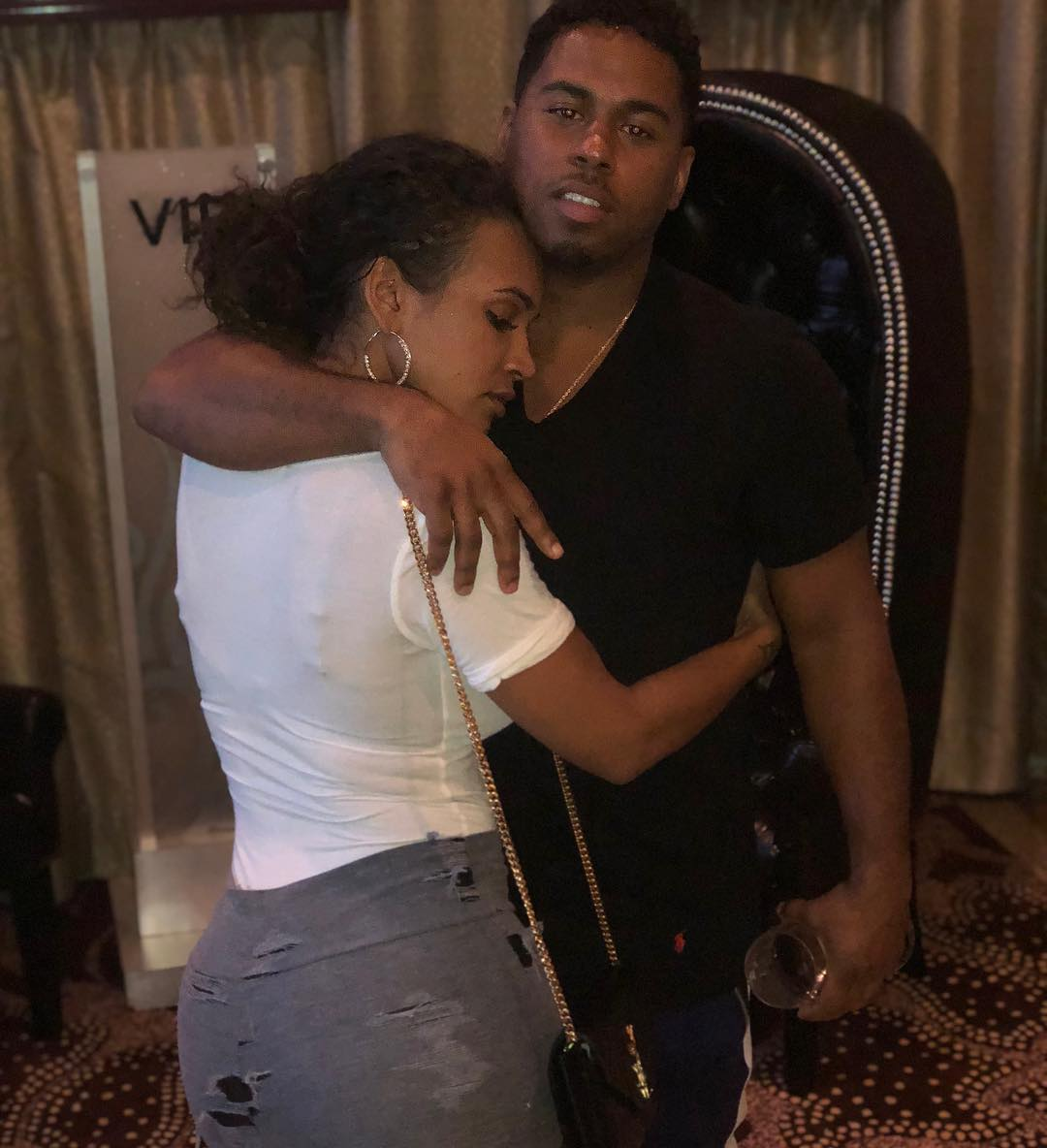 Bobby V Gets Caught Sleeping With Another Transgender Male By Own Girlfriend -