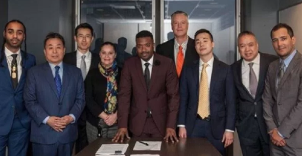 "Ray J signs $31 Million Dollar deal to launch RayCon ""Electric Transportation Brand"""