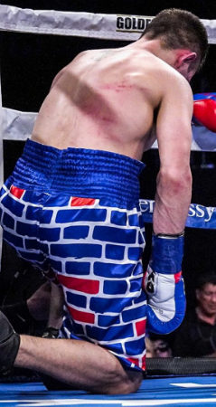 Mexican boxer Francisco Vargas destroys racist Boxer Rod Salka wearing Pro-Trump Border Wall Shorts - HipHopOverload.com