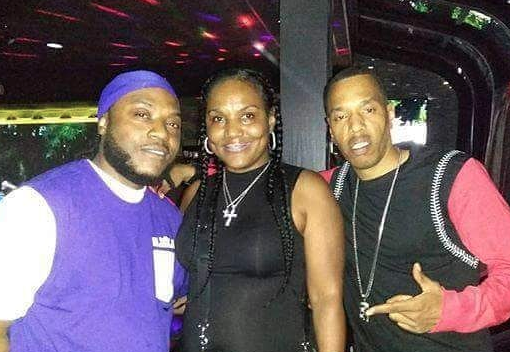 Lebron James Mom Gloria James spotted out in club with her new man who is a Cleveland rapper - HipHopOverload.com
