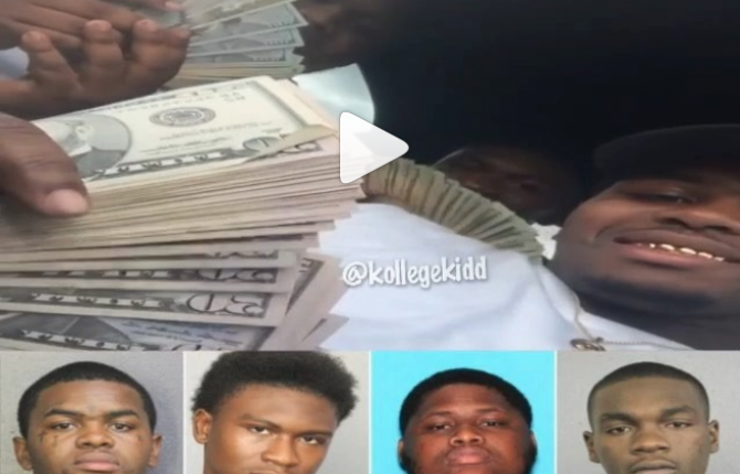 XXXTentacion had $50,000 cash on and video shows Murders counting the money after killing him - HipHopOverload.com