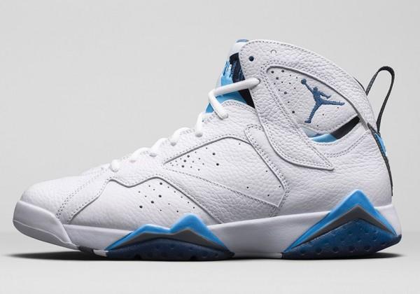 Air Jordan 7 Nike.com Bleu Français