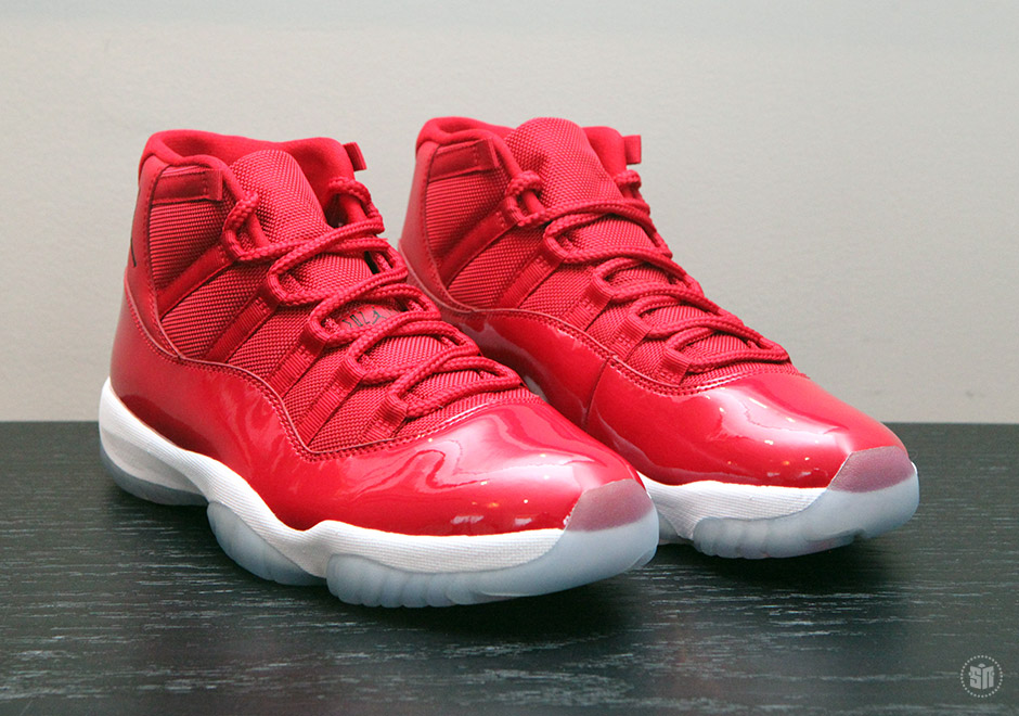 "A DETAILED LOOK AT THE AIR JORDAN 11 RETRO ""WIN LIKE '96"""