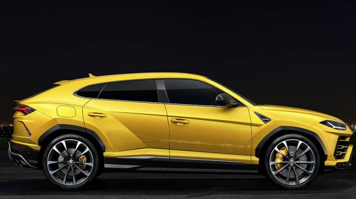 Lamborghini unleashes its new SUV priced at $200,000 - HipHopOverload.com