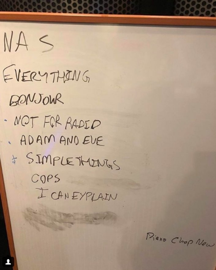 The new Nas album which is entirely produced by Kanye West track listing is released - HipHopOverload.com