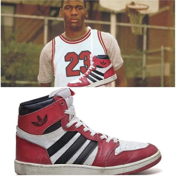 Adidas releases what Jordan sneakers would have looked like if Michael Jordan signed deal with Adidas - HipHopOverload.com