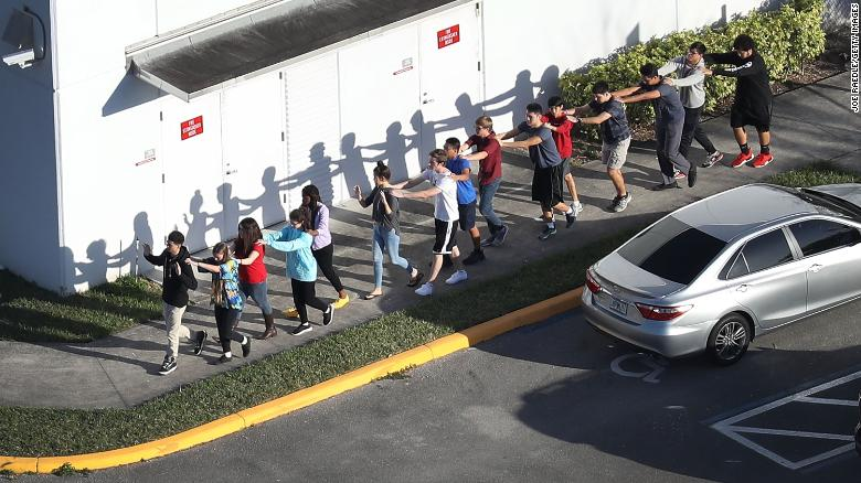 Video  Nicolas Cruz shooting inside Marjory Stoneman Douglas High School killing 16 people - HipHopHotness.com