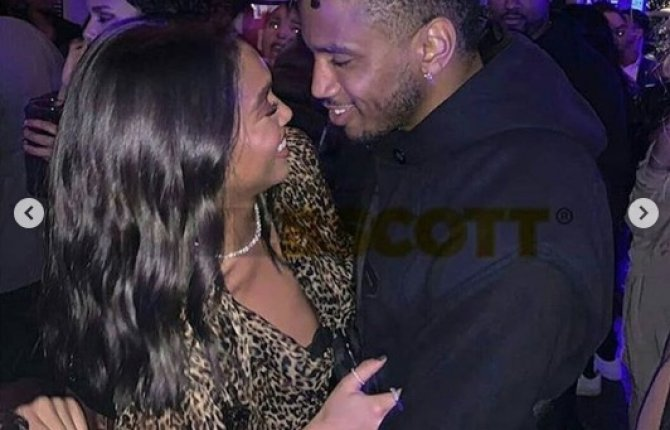 P Diddy steals son Justin Combs girlfriend Lori Harvey and takes her on a Date