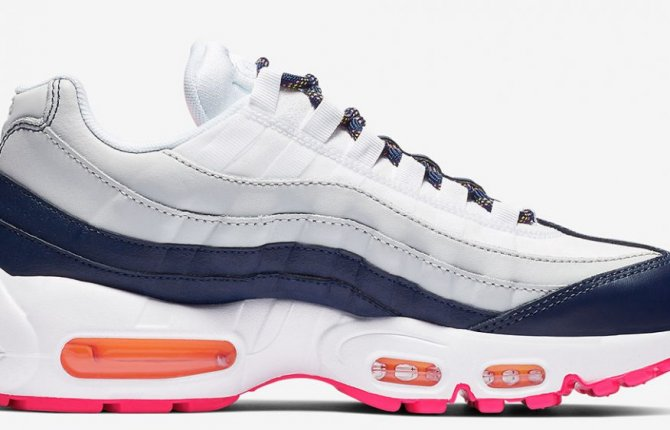 a8142190839a8a The Nike Air Max 95 Arrives In A Vibrant Colorway For 2019 ...