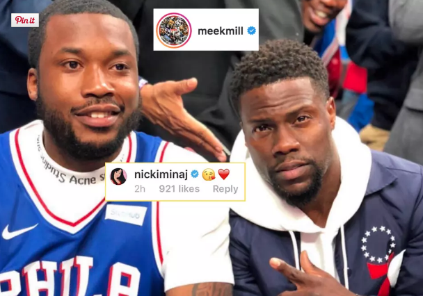 Nicki Minaj and Meek Mill are back together but will take things slower this time - HipHopOverload.com