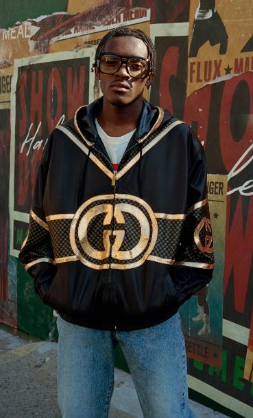 Gucci debuts its new Dapper Dan collection - HipHopOverload.com