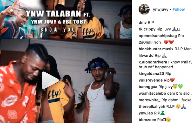 YNW Melly affiliates YNW Juvy & YNW SakChaser shot and killed in Miami during robbery - RecordsOnRepeat