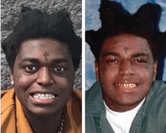 Kodak Black fans are going crazy claiming Kodak has been clone since release  new Jail photo