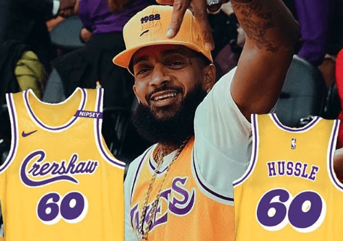 Los Angeles Lakers will honor Nipsey Hussle with special Crenshaw ...