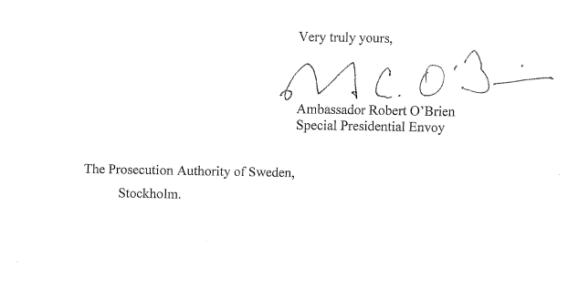 President Trump warned Sweden that if they did not release A$AP Rocky negative consequences would follow