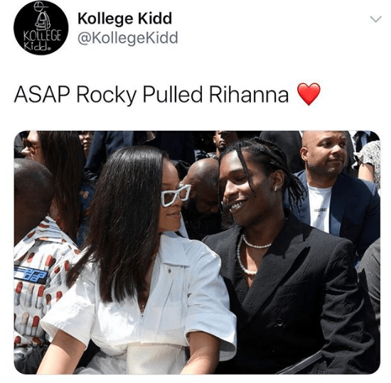 Is Asap Rocky Left Handed: ASAP Rocky Was The Reason Why Rihanna Left Her Billionaire