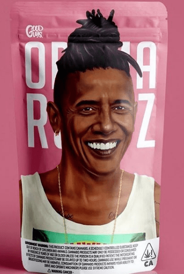 "President Obama unknowingly has his own weed brand ""Obama Runtz"" and its selling out everywhere - HipHopOverload.com - HipHopOverload.com"