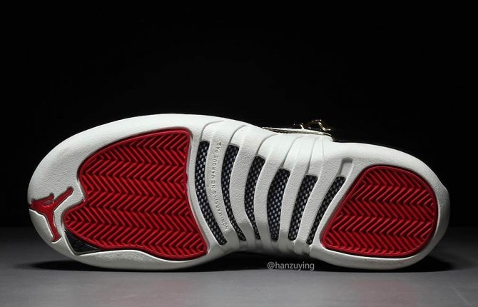 """best service 93402 2e211 Detailed Look At The Air Jordan 12 """"Chinese New Year"""" For ..."""