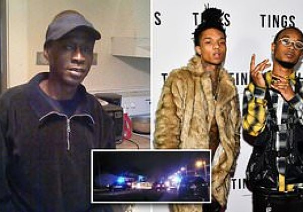 Rae Sremmurd's Brother Arrested For Killing His Stepfather Has A Mental Disorder !?