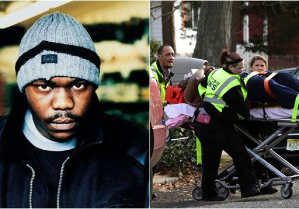 95b370a8e76 Rapper Beanie Sigel shot in New Jersey After Dropping Kids At School