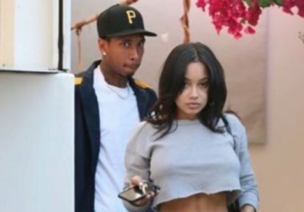 How old is the girl tyga is dating