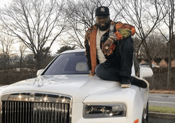 Video Of 50 Cent Buying A Rolls Royce Truck For 440 000 Off The Lot