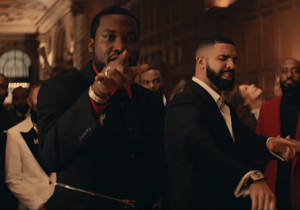 Meek Mill links up with Drake in new music video for