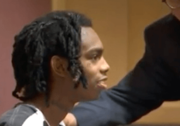 Video of YNW Melly laughing in court & showing off his