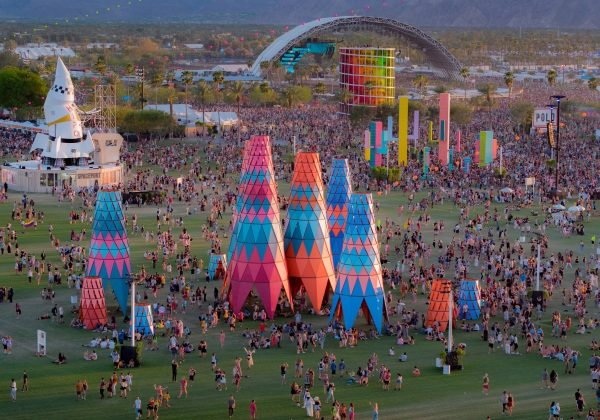 Over 11,000 have been infected with Herpes at Coachella 2019