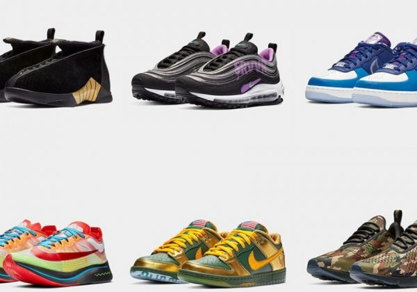 96a317b2e1d Nike Unveils The Doernbecher Freestyle 2018 Collection ...