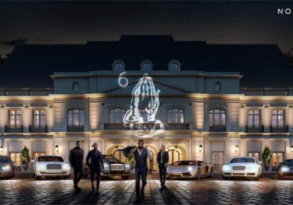 Luxury designer Ferris Rafauli shows off Drakes Massive